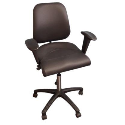 PHE Office Chair med høj ryg og armlæn