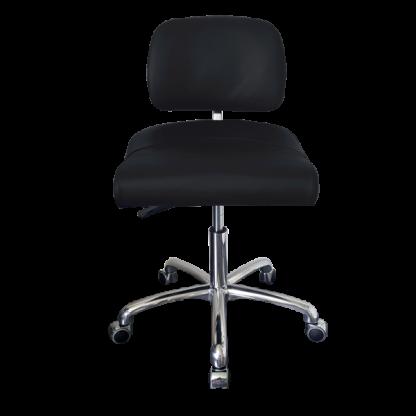 PHE Labmaster - eksklusiv ergonomisk stol / kontorstol - Egholm skind ApS.