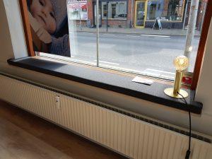 Stofhynde til vindue