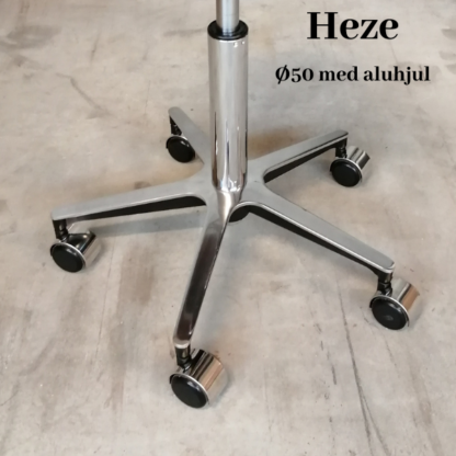 HEZE alustel Ø50cm