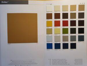 Dolce farvekort